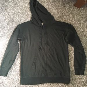 Green AE hoodie size small